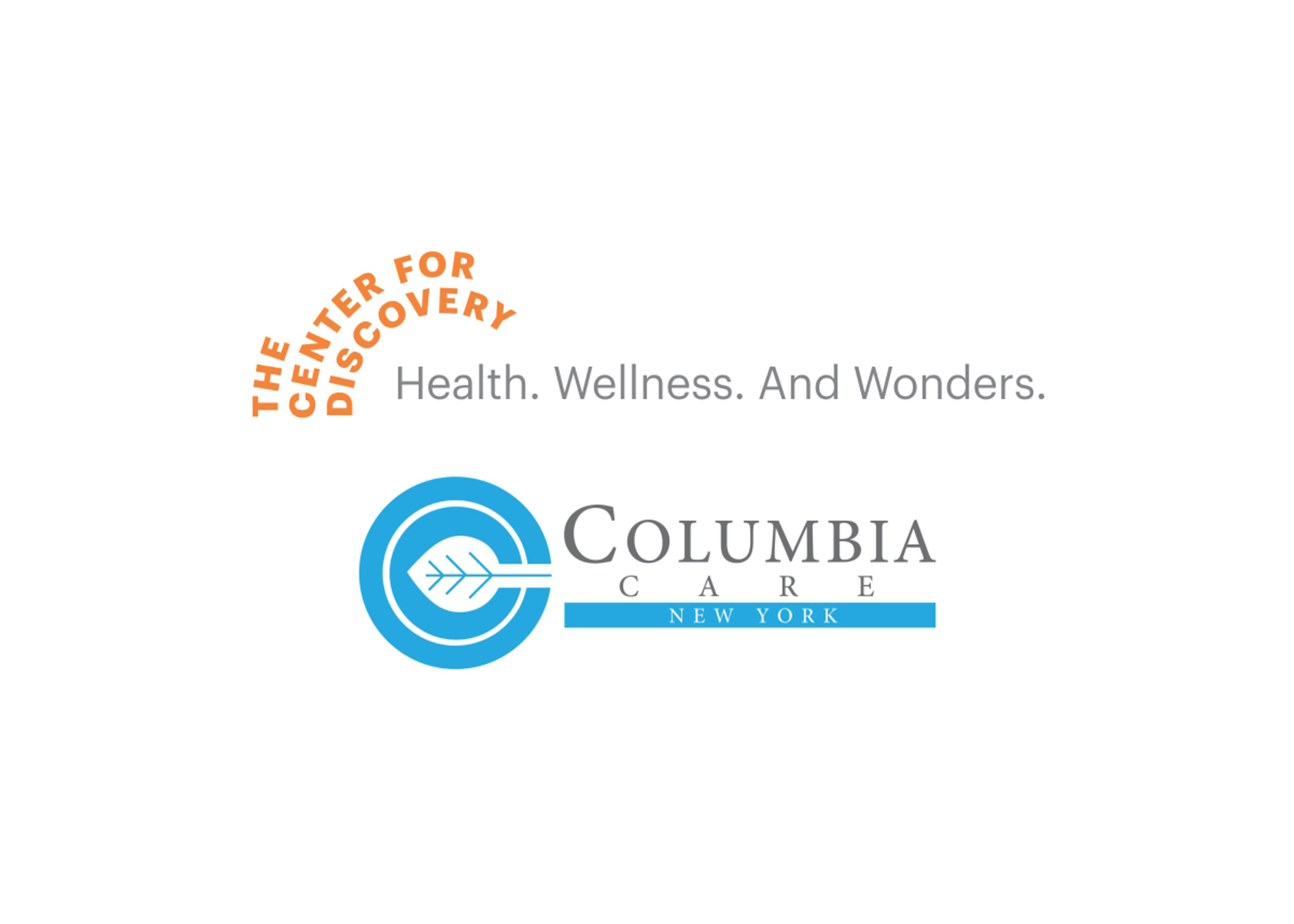 COLUMBIA CARE AND THE CENTER FOR DISCOVERY TO COLLABORATE ON STUDY