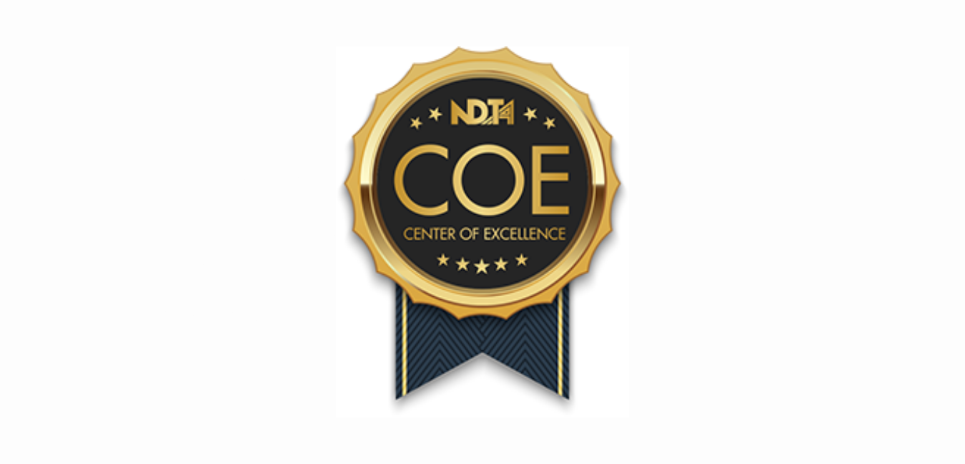 NDTA COE Logo