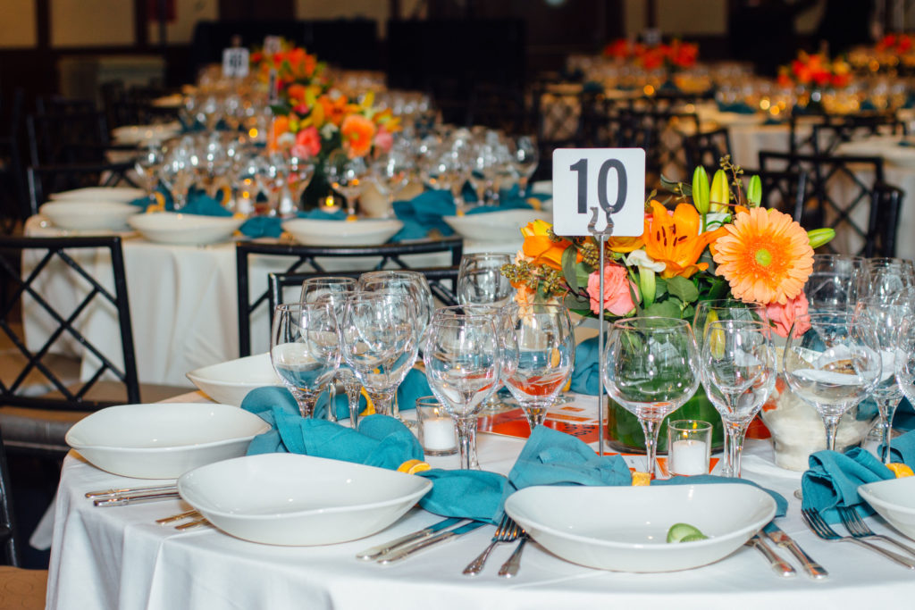 2019 Evening of Discovery Gala Table