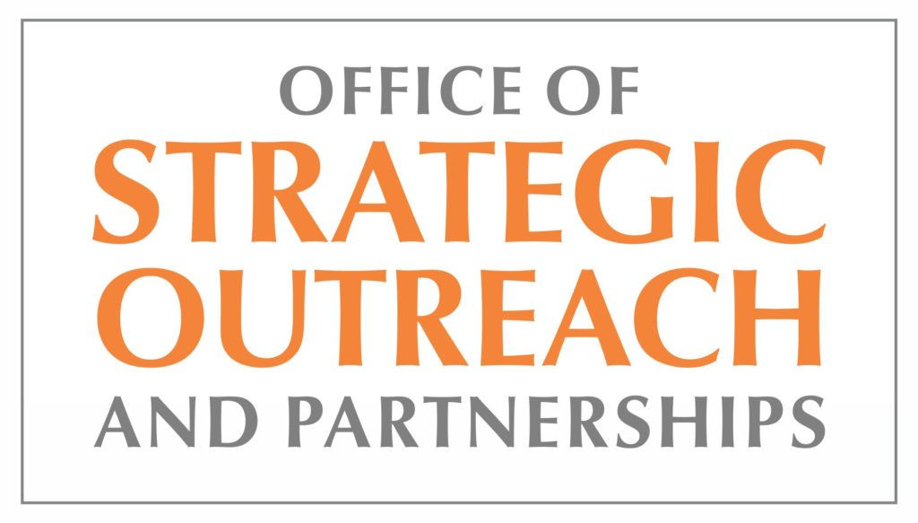TCFD Office of Strategic Outreach and Partnerships