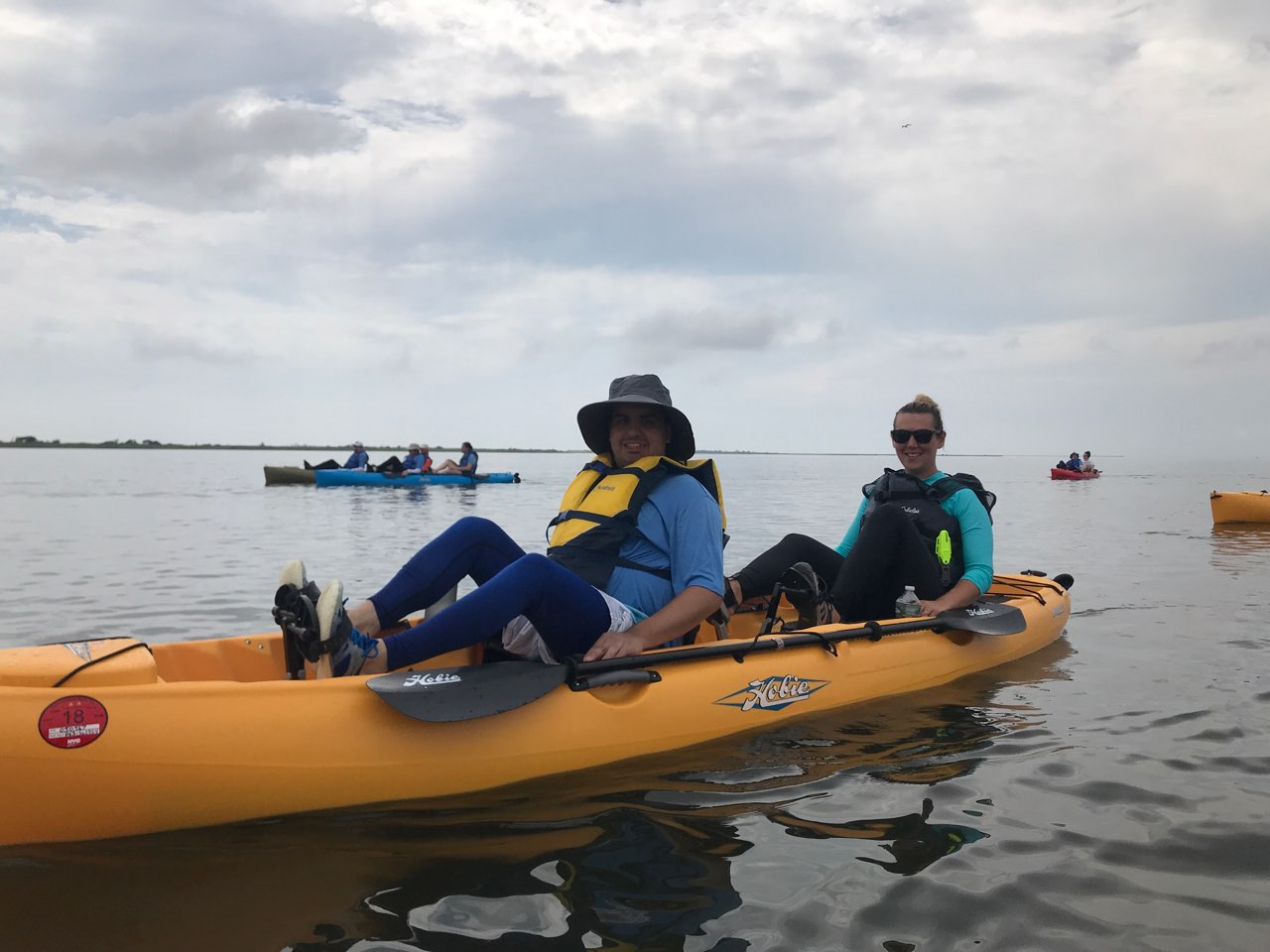 The Center for Discovery Coastal Team Challenge 2019