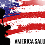 America Salutes You Banner