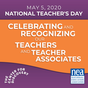 National Teacher Day Banner