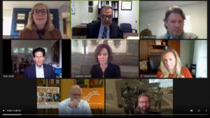 America Salutes You 2020 Virtual Panel Members