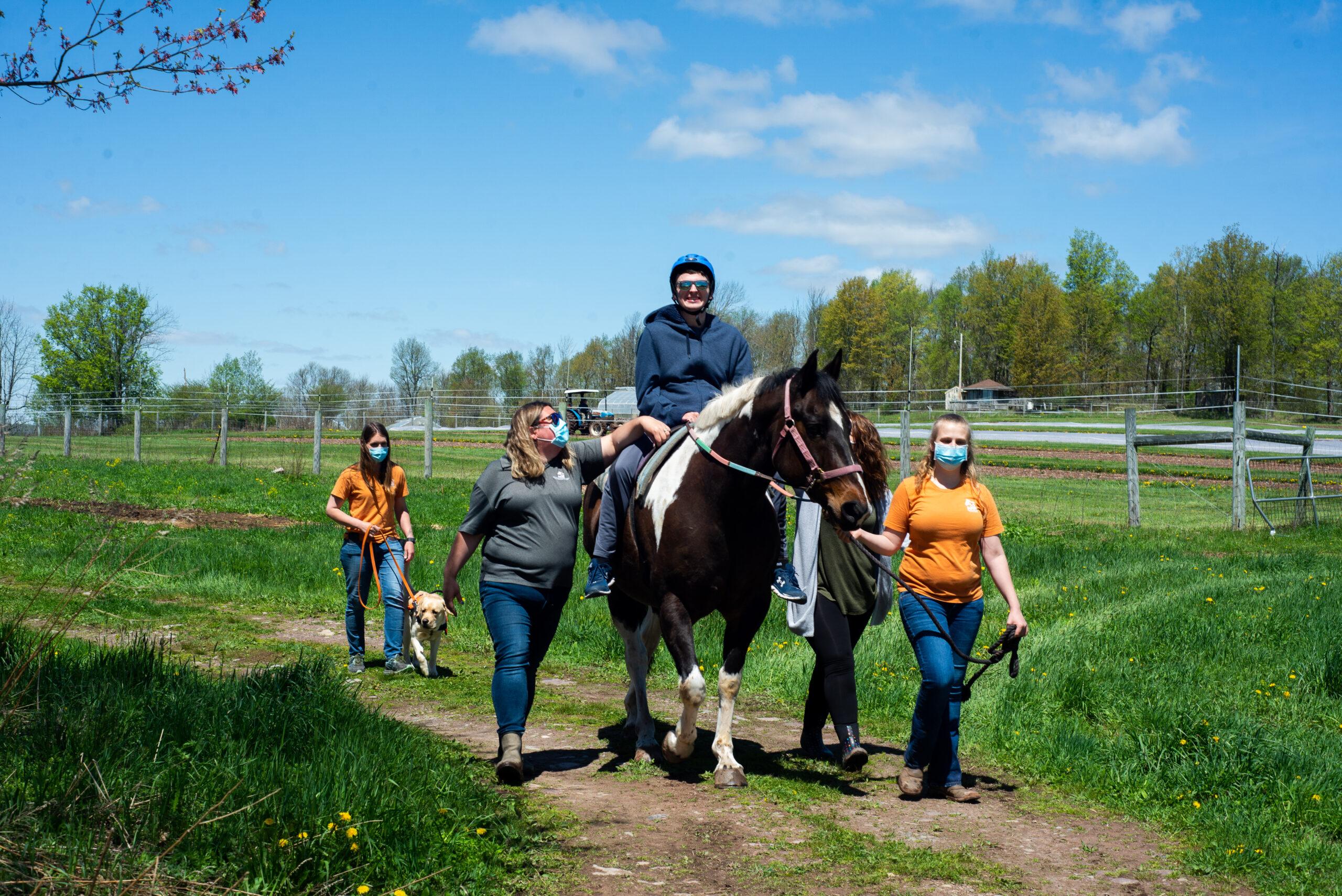 AAIE Riding Program